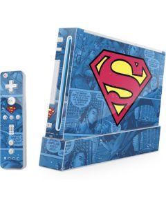 Superman Logo Wii (Includes 1 Controller) Skin