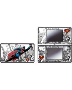 Flying Superman DS Lite Skin