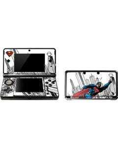 Flying Superman 3DS (2011) Skin