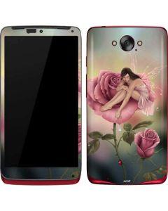 Rose Fairy Motorola Droid Skin