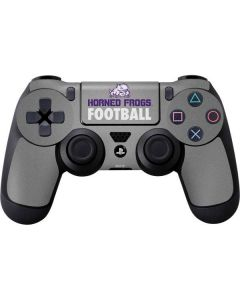 TCU Horned Frogs Football PS4 Controller Skin