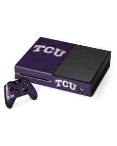 TCU Textured Xbox One Console and Controller Bundle Skin