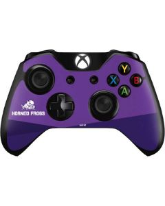 TCU Horned Frogs Mascot Xbox One Controller Skin