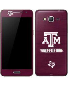 Texas A&M Aggies Galaxy Grand Prime Skin