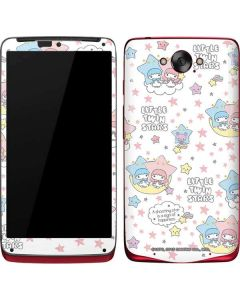 Little Twin Stars Shooting Star Motorola Droid Skin