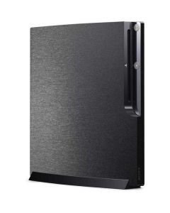 Brushed Steel Texture Playstation 3 & PS3 Slim Skin
