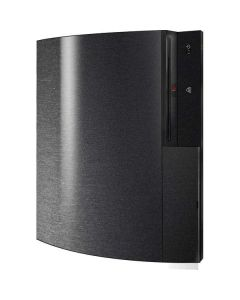 Brushed Steel Texture Playstation 3 & PS3 Skin