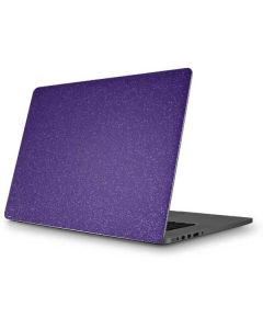 Diamond Purple Glitter Apple MacBook Pro Skin
