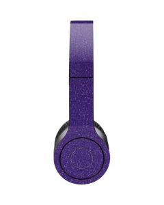 Diamond Purple Glitter Beats by Dre - Solo Skin