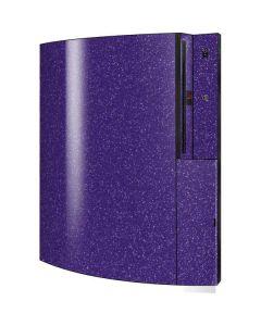 Diamond Purple Glitter Playstation 3 & PS3 Skin