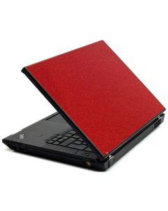 Diamond Red Glitter Lenovo T420 Skin