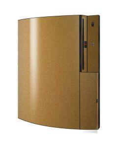 Metallic Gold Texture Playstation 3 & PS3 Skin