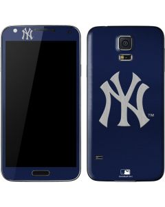 Yankees Embroidery Galaxy S5 Skin