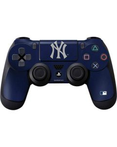 Yankees Embroidery PS4 Controller Skin