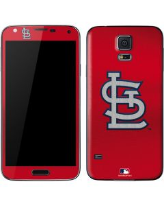 Cardinals Embroidery Galaxy S5 Skin