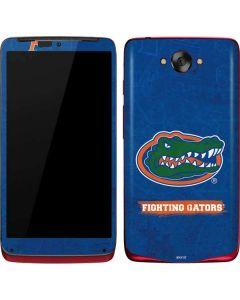 Florida Gators Motorola Droid Skin