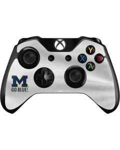 Michigan Go Blue Xbox One Controller Skin
