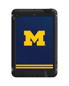 Michigan Logo Striped LifeProof Fre iPad Mini 3/2/1 Skin