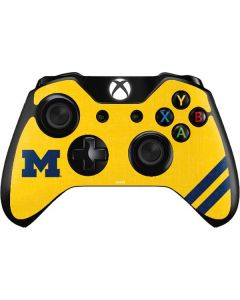 Michigan Large Logo Xbox One Controller Skin