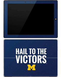 Michigan Hail to the Victors Surface 3 Skin