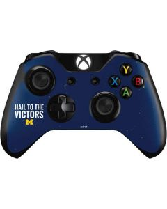 Michigan Hail to the Victors Xbox One Controller Skin