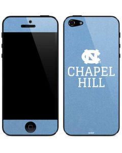 UNC Chapel Hill iPhone 5/5s/SE Skin
