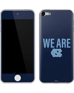 We Are North Carolina Apple iPod Skin