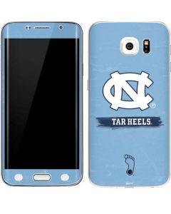 North Carolina Tar Heels Galaxy S6 Edge Skin