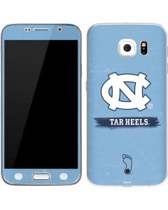 North Carolina Tar Heels Galaxy S6 Skin