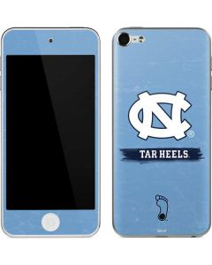 North Carolina Tar Heels Apple iPod Skin