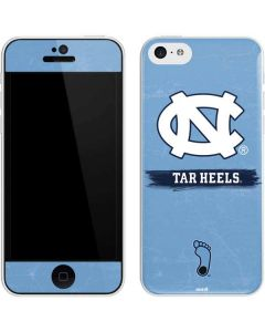 North Carolina Tar Heels iPhone 5c Skin