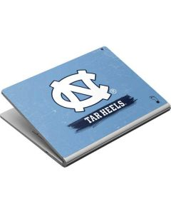 North Carolina Tar Heels Surface Book Skin