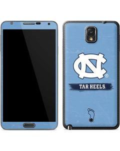 North Carolina Tar Heels Galaxy Note 3 Skin