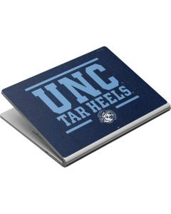 UNC Tar Heels Surface Book Skin
