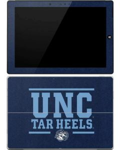 UNC Tar Heels Surface 3 Skin