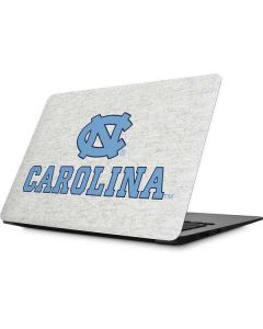 UNC Carolina Apple MacBook Skin