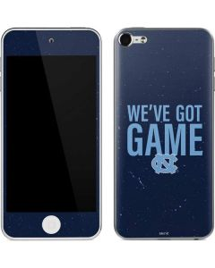 North Carolina Got Game Apple iPod Skin