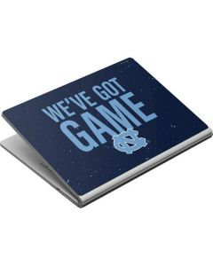 North Carolina Got Game Surface Book Skin