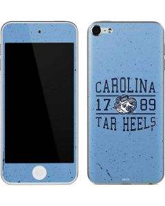North Carolina Tar Heels 1789 Apple iPod Skin