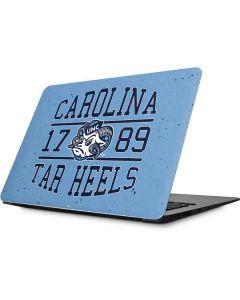 North Carolina Tar Heels 1789 Apple MacBook Skin
