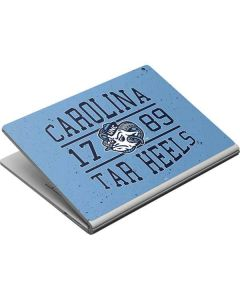 North Carolina Tar Heels 1789 Surface Book Skin