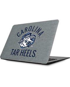 North Carolina Tar Heels Logo Apple MacBook Skin