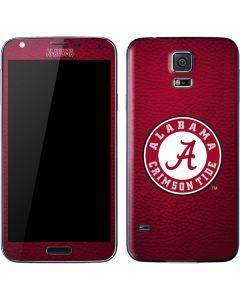 University of Alabama Seal Galaxy S5 Skin