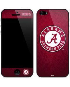 University of Alabama Seal iPhone 5/5s/SE Skin