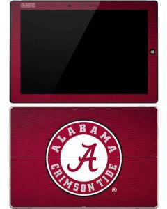 University of Alabama Seal Surface 3 Skin