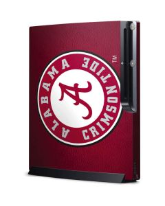 University of Alabama Seal Playstation 3 & PS3 Slim Skin