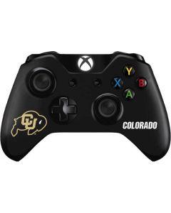 University of Colorado Buffaloes Xbox One Controller Skin