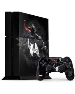 Venom Roars PS4 Console and Controller Bundle Skin