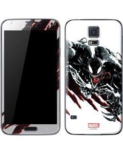 Venom Slashes Galaxy S5 Skin