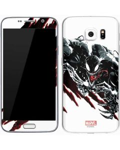 Venom Slashes Galaxy S7 Skin